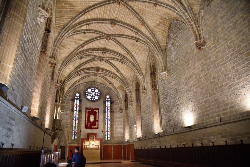 Refectorio de la Catedral de Pamplona