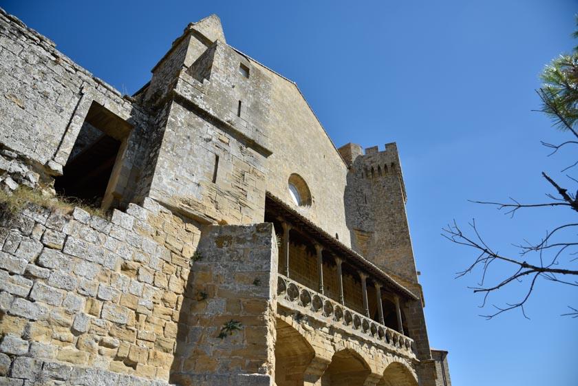 Balcón de la Iglesia