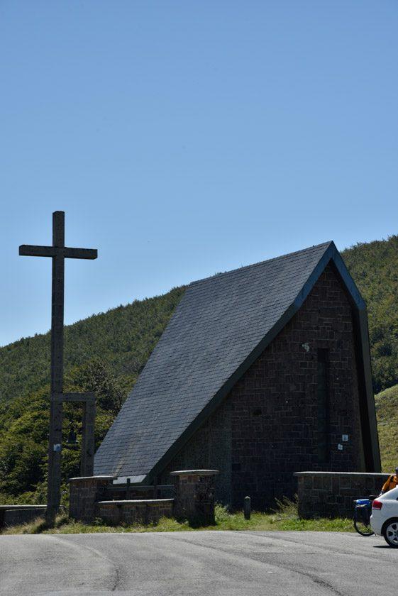 Fachada exterior de la Iglesia de San Salvador