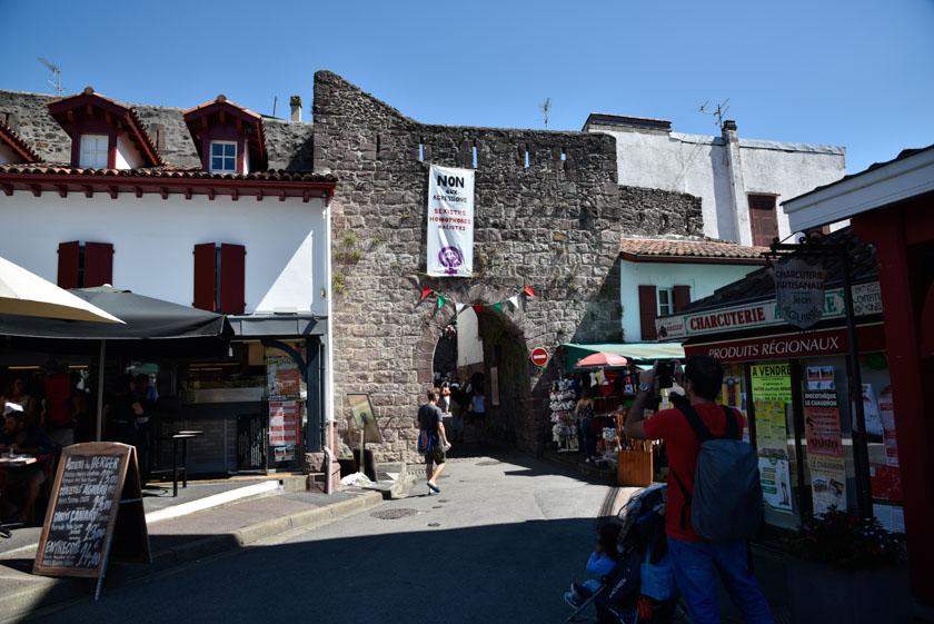 Puerta de entrada a la ciudad