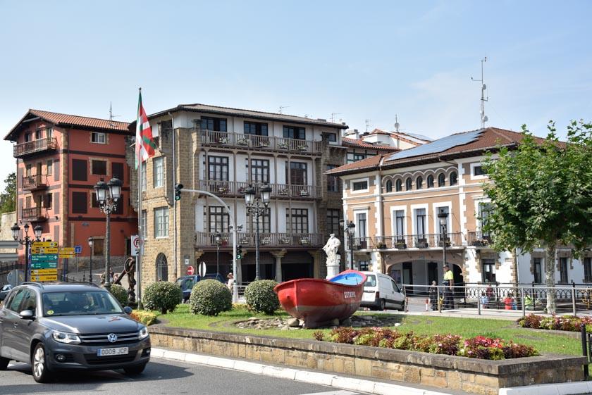 Plaza de Getaria