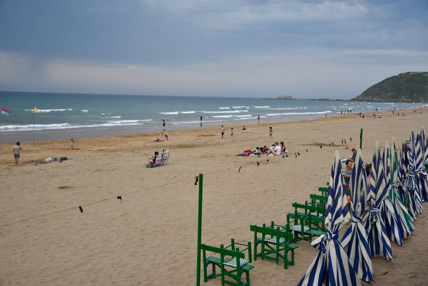 Playa de Zarautz