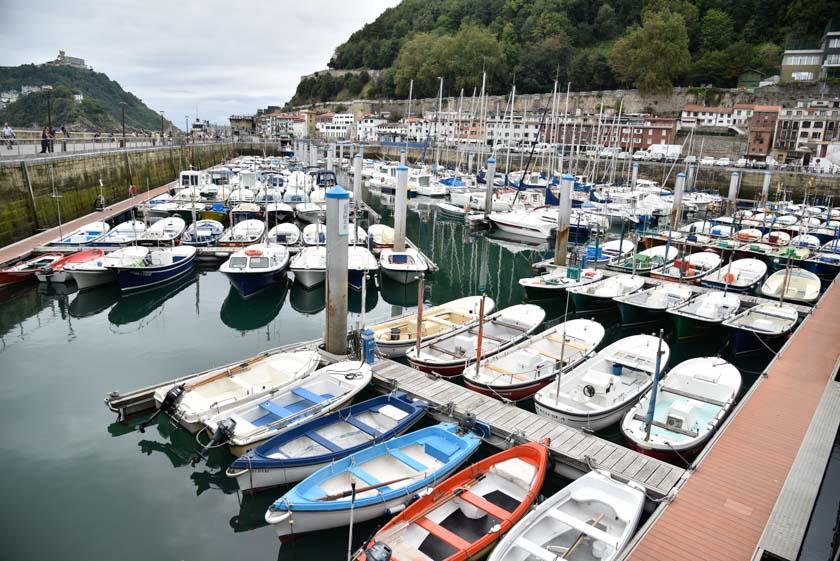 Puerto de Donostia