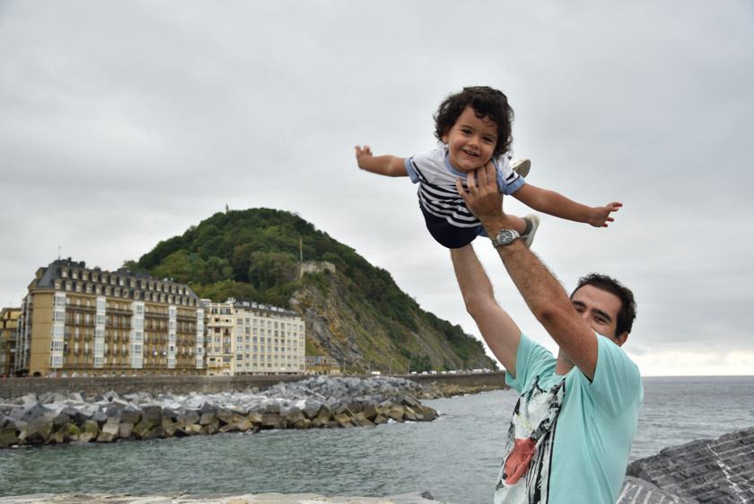 Daniel quiere volar muy alto