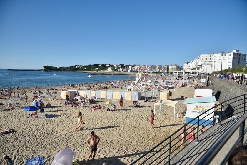 Playa de San Juan de Luz
