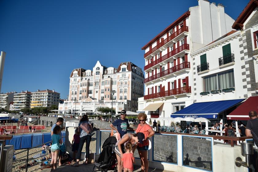 Gran Hotel en San Juan de Luz