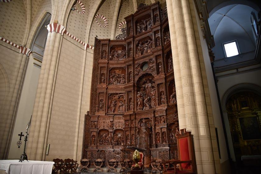 Retablo de Santa María