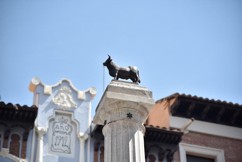 Detalles del Torico de Teruel