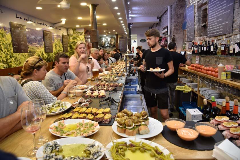 Gastronomía de San Sebastián