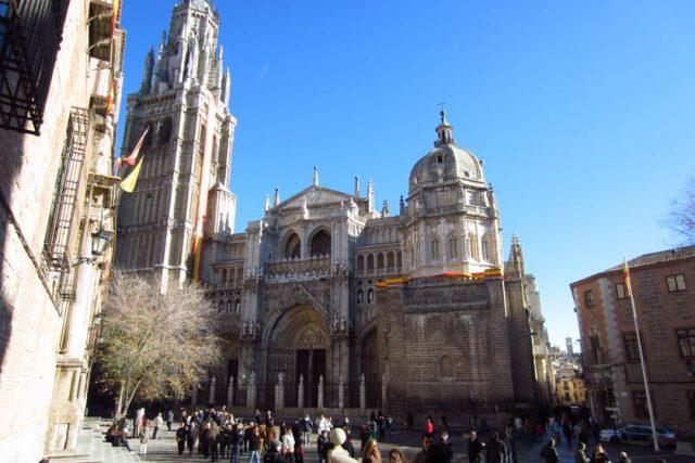 Planning viaje Ávila y Toledo