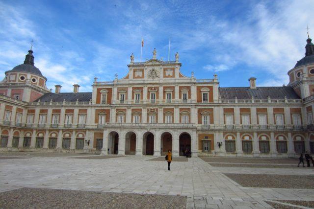 Visitando el Palacio de Aranjuez – Día 1