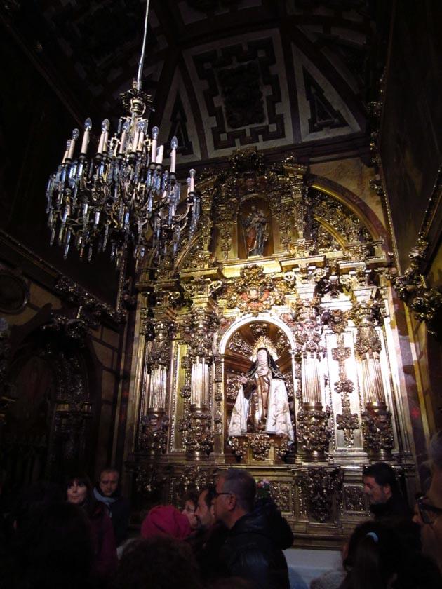 Imagen de Santa Teresa