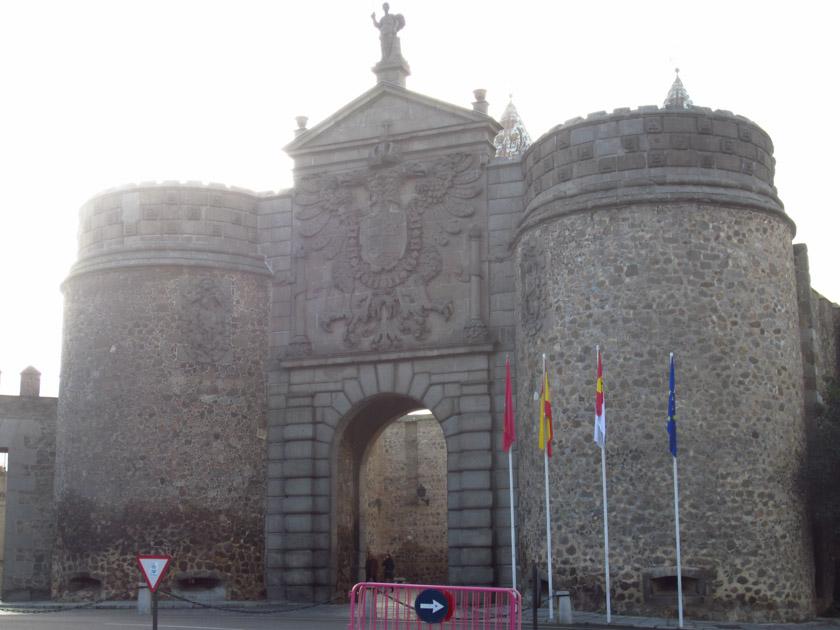 Puerta de la Bisagra