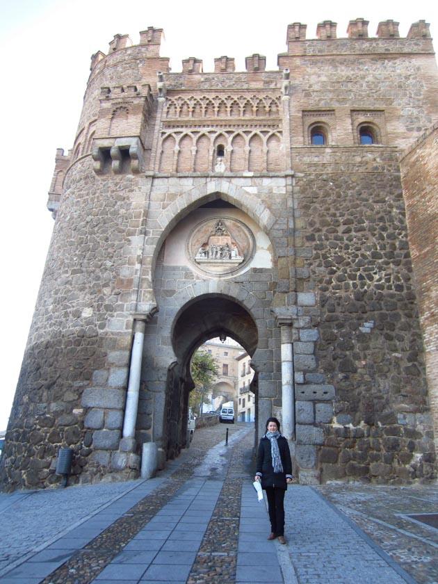 Puerta del Sol de Toledo