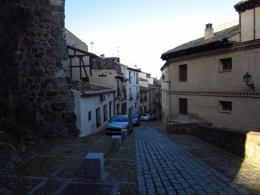 Calles de Toledo