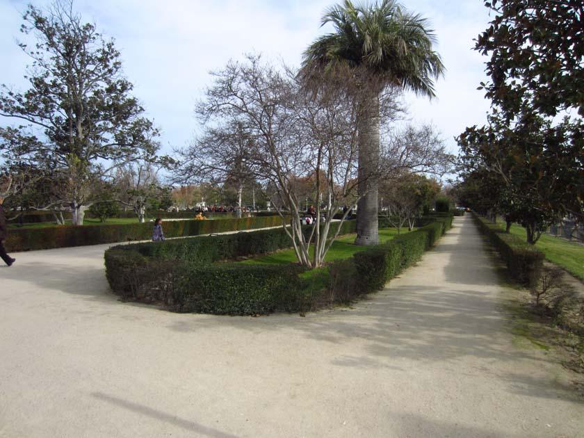 Jardines de Aranjuez
