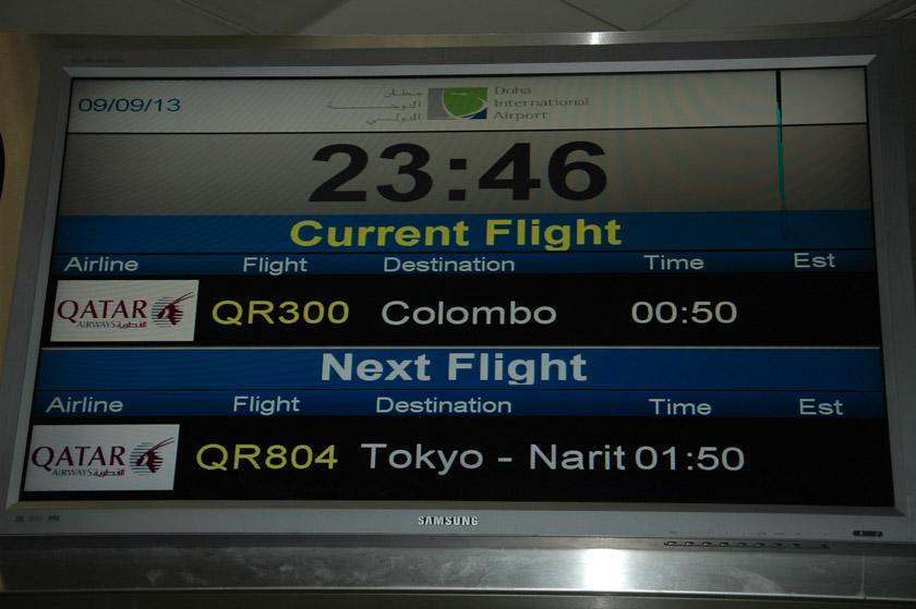 Vuelo a Tokio