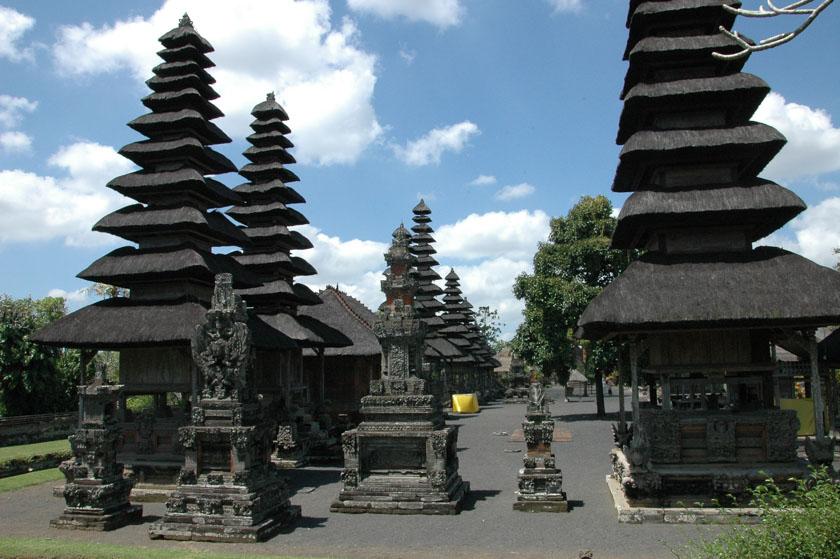 Pura Taman Ayun. Nuestro primer templo balinés