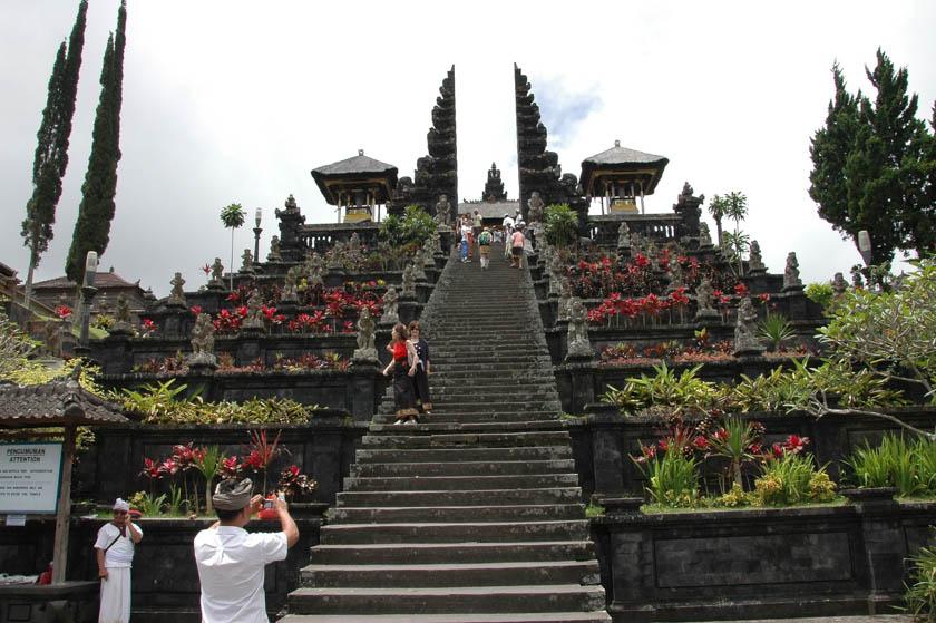Templo Madre. Pura Besakih