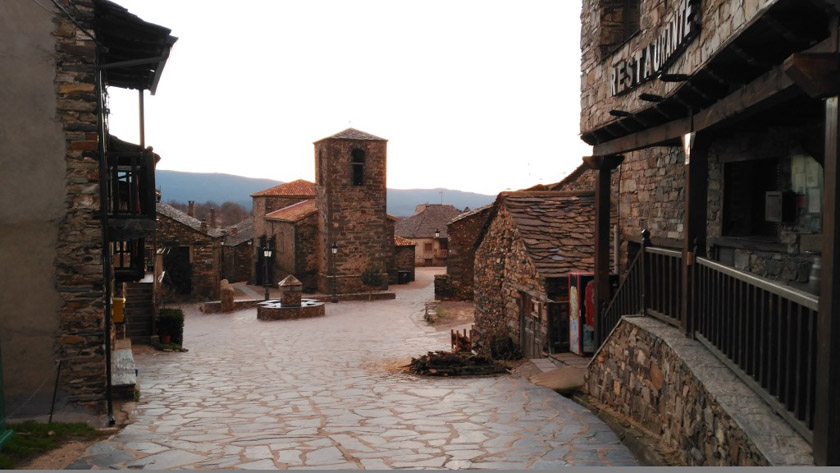 Vistas de Valverde de los Arroyos