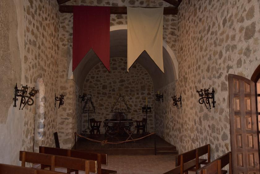 Ermita del castillo de Consuegra