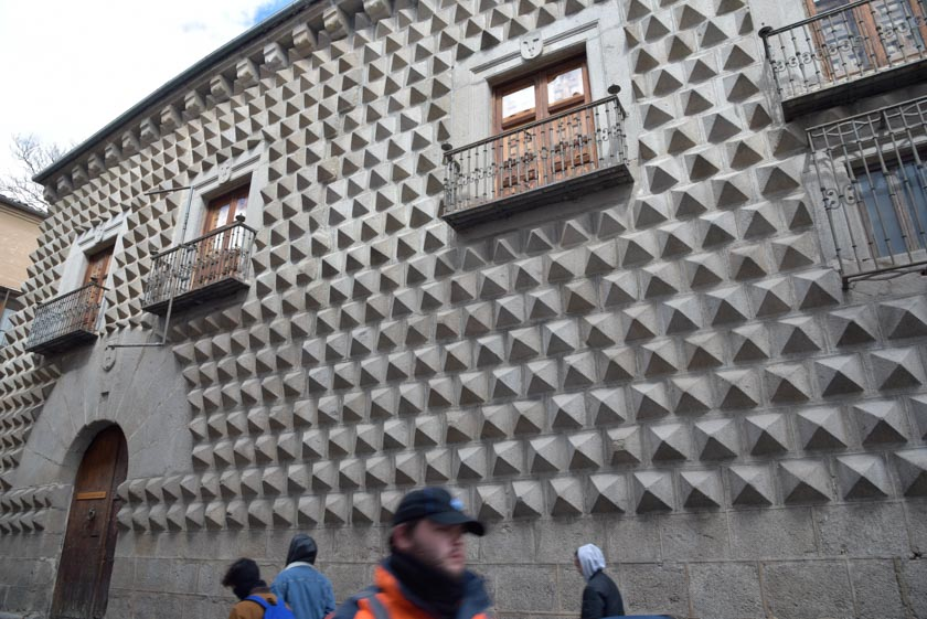Casa de los Picos de Segovia