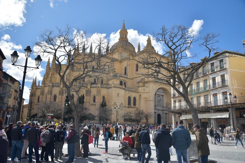 Imprescindible si estás pensando qué ver en Segovia en 1 día
