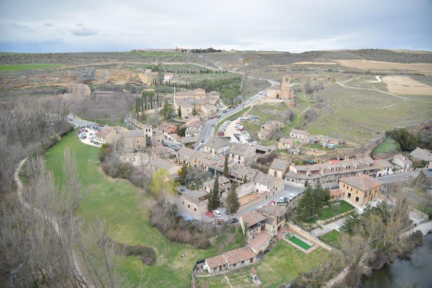 Vistas desde el Alcázar