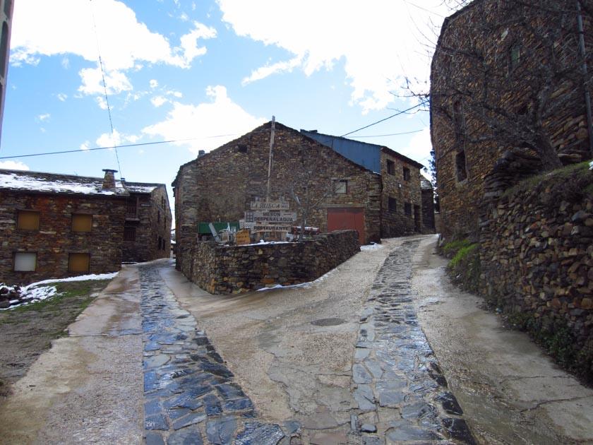 Paseado por Valverde de los Arroyos