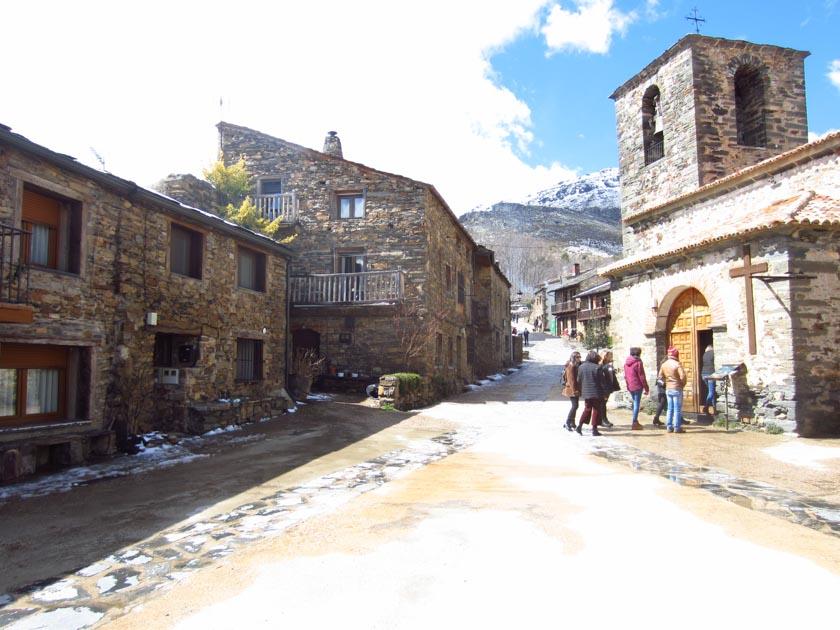 Iglesia de Valverde de los Arroyos