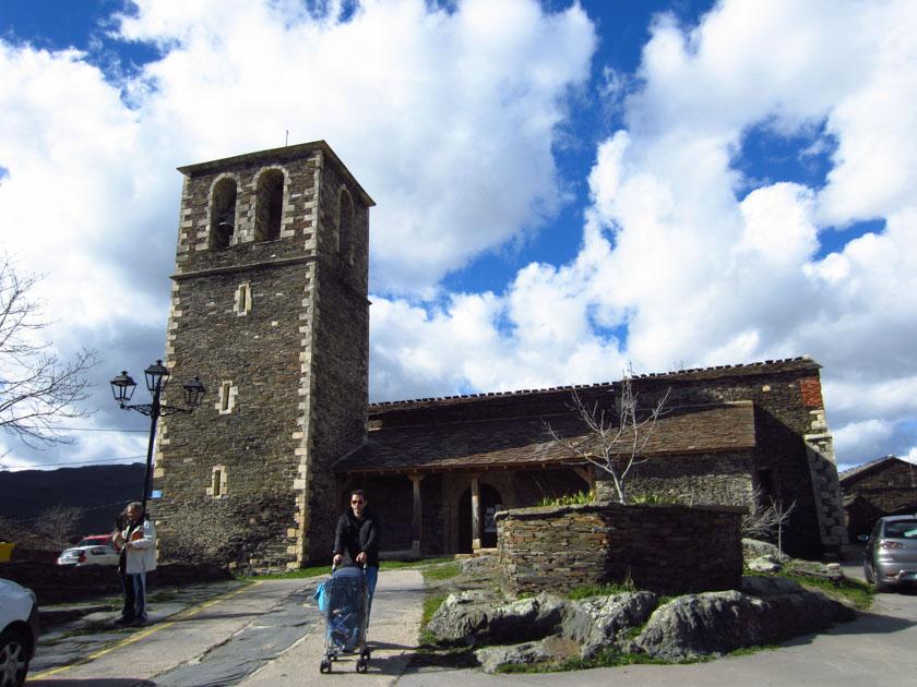 Iglesia de Campillo de Ranas