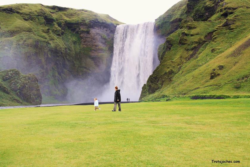 Trotajoches en Islandia