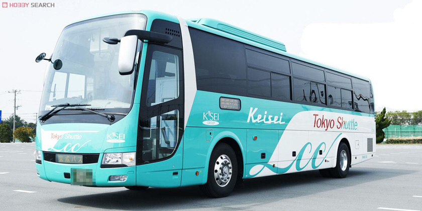 Autobús de Keisei