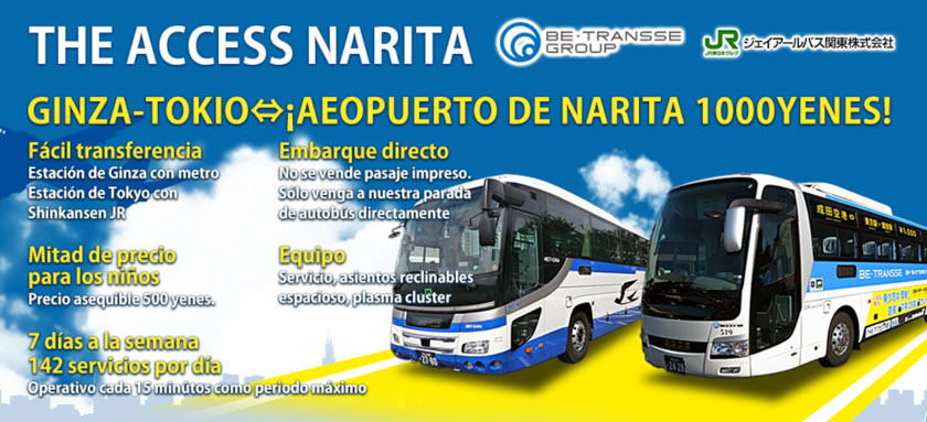 Autobús Access Narita