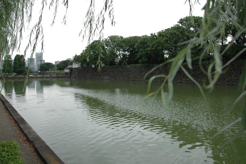 Exteriores del Palacio Imperial de Tokio