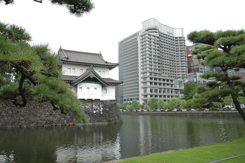Contrastes de Tokio