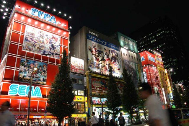 Nuestro primer día en Tokio.