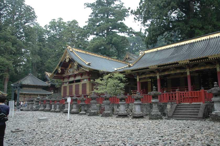 Precioso edificio en Nikko