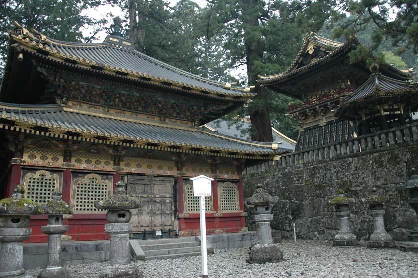 Rincón pintoresco de Nikko