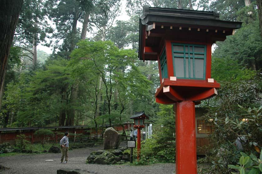 Cualquier rincón en Nikko es bueno para fotografiar