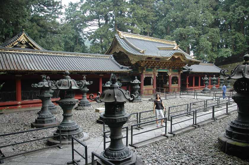 Seguimos visitan los templos de Nikko