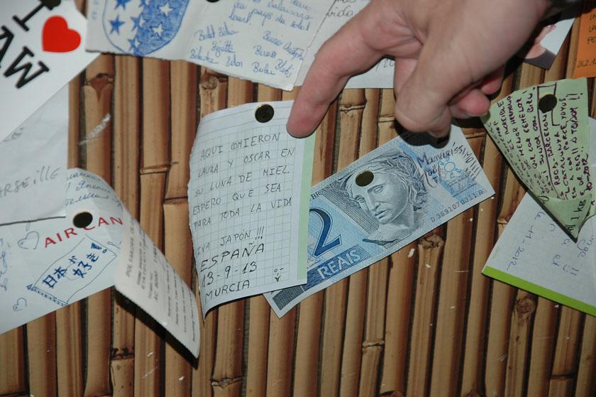 Nuestros mejores deseos en Nikko