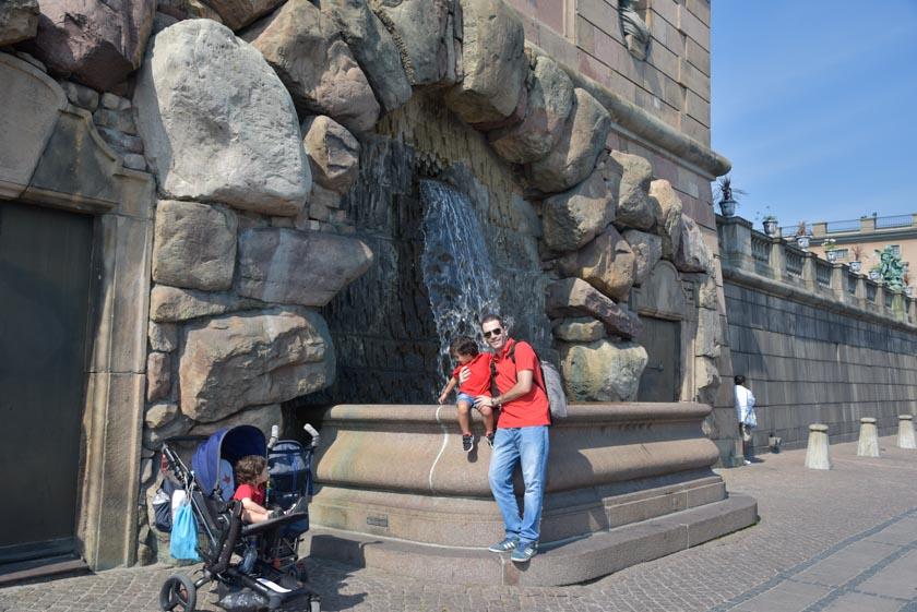 El Palacio Real es algo de lo que ver en Estocolmo