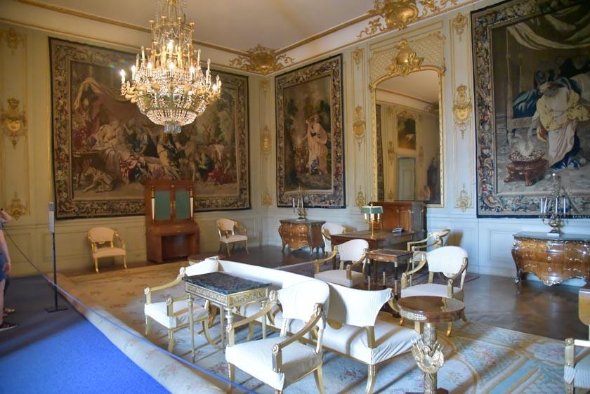 Conociendo el Palacio Real por dentro