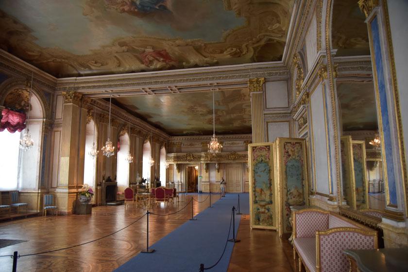 Más estancias del Palacio Real de Estocolmo