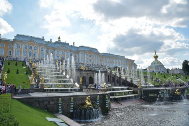 Qué ver en San Petersburgo en dos días (parte 2) De Palacios va la cosa