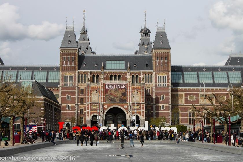 Probablemente, el museo más conocido de Ámsterdam