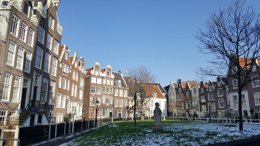 Una de las zonas más bonitas de Ámsterdam