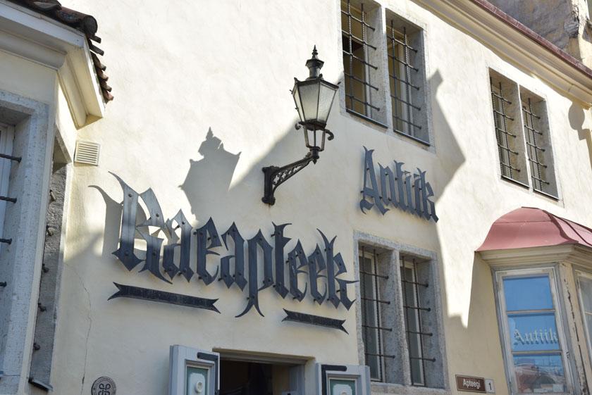 Farmacia más antigua de Europa