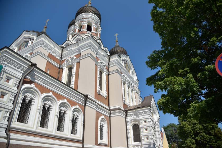 Catedral ortodoxa de Alexander Nevski